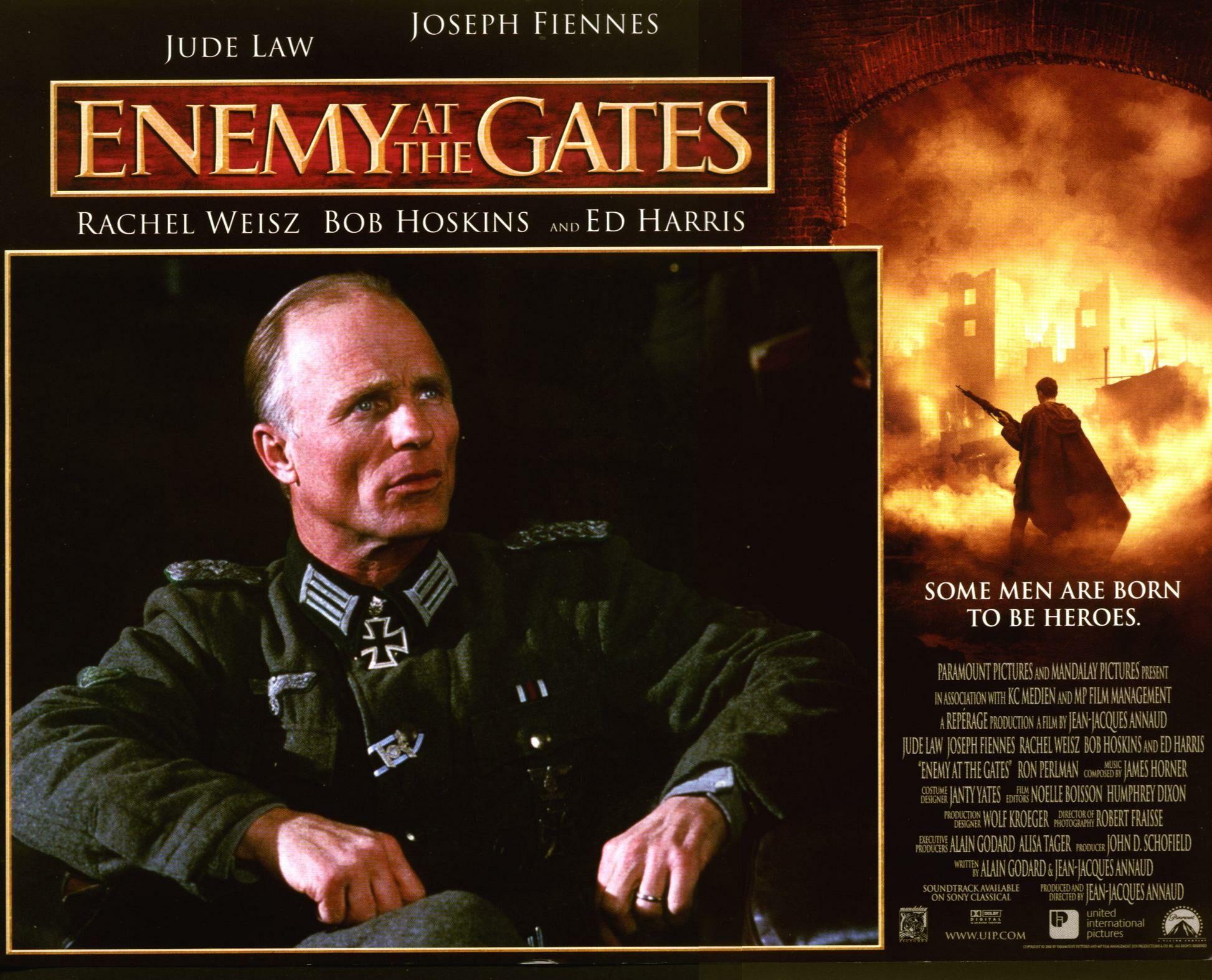 Una pagina de cine 2001 enemy at the gates enemigo a las for Enemigo a las puertas