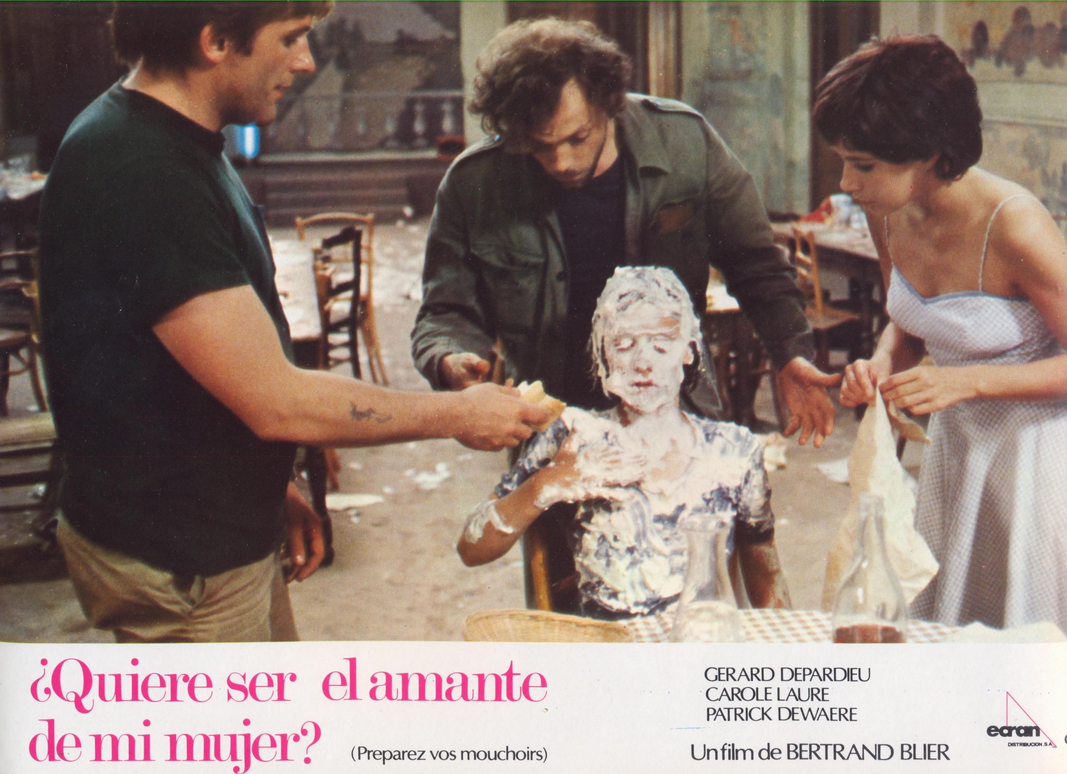 preparez vos mouchoirs 1978 Preparez vos mouchoirs - Quiere ser el amante de mi mujer (esp) (