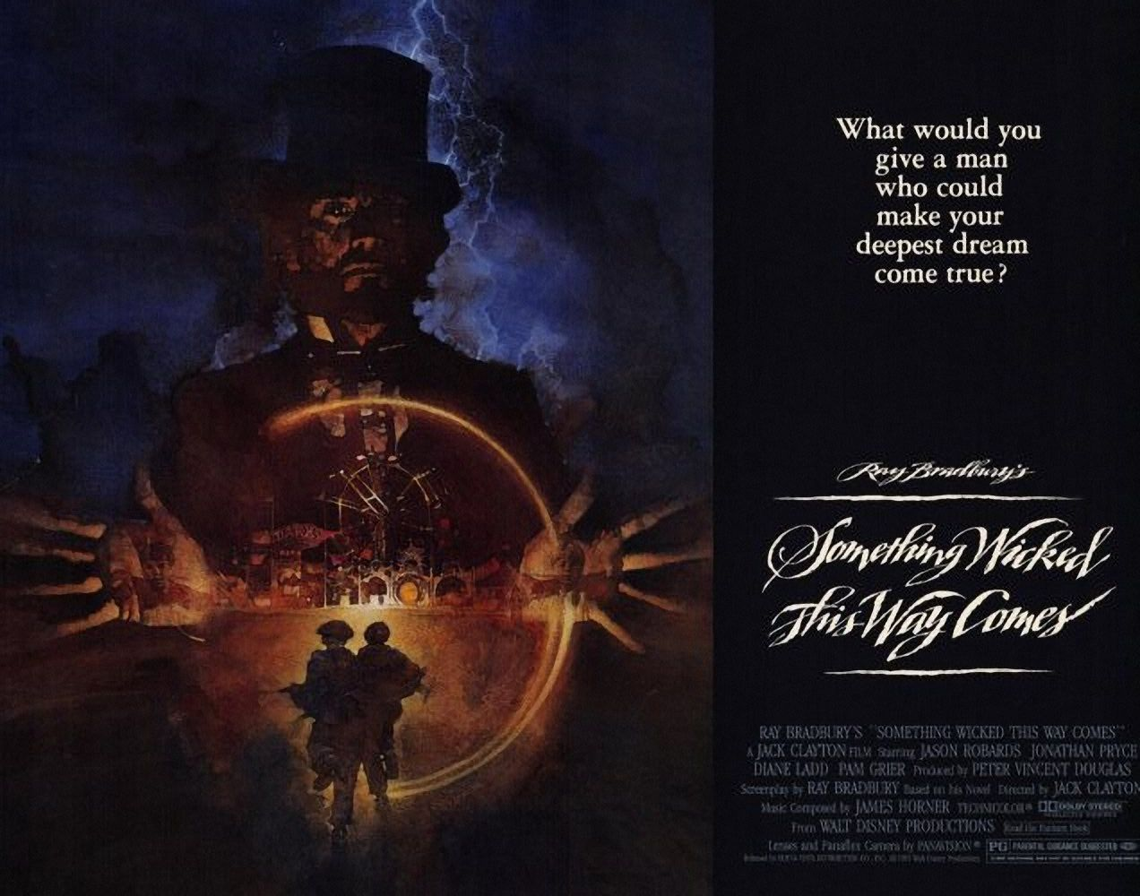 an analysis of something wicked this way comes by ray bradbury