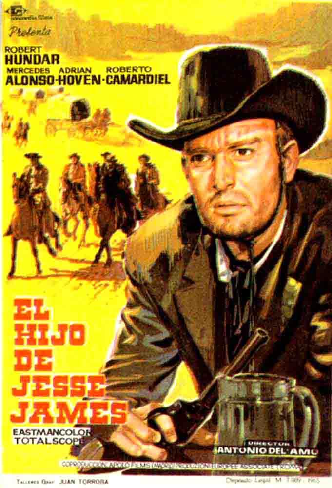 1965 El hijo de Jesse James (esp).jpg