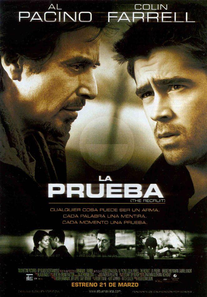 2003 The recruit - La prueba (esp) 01.jpg