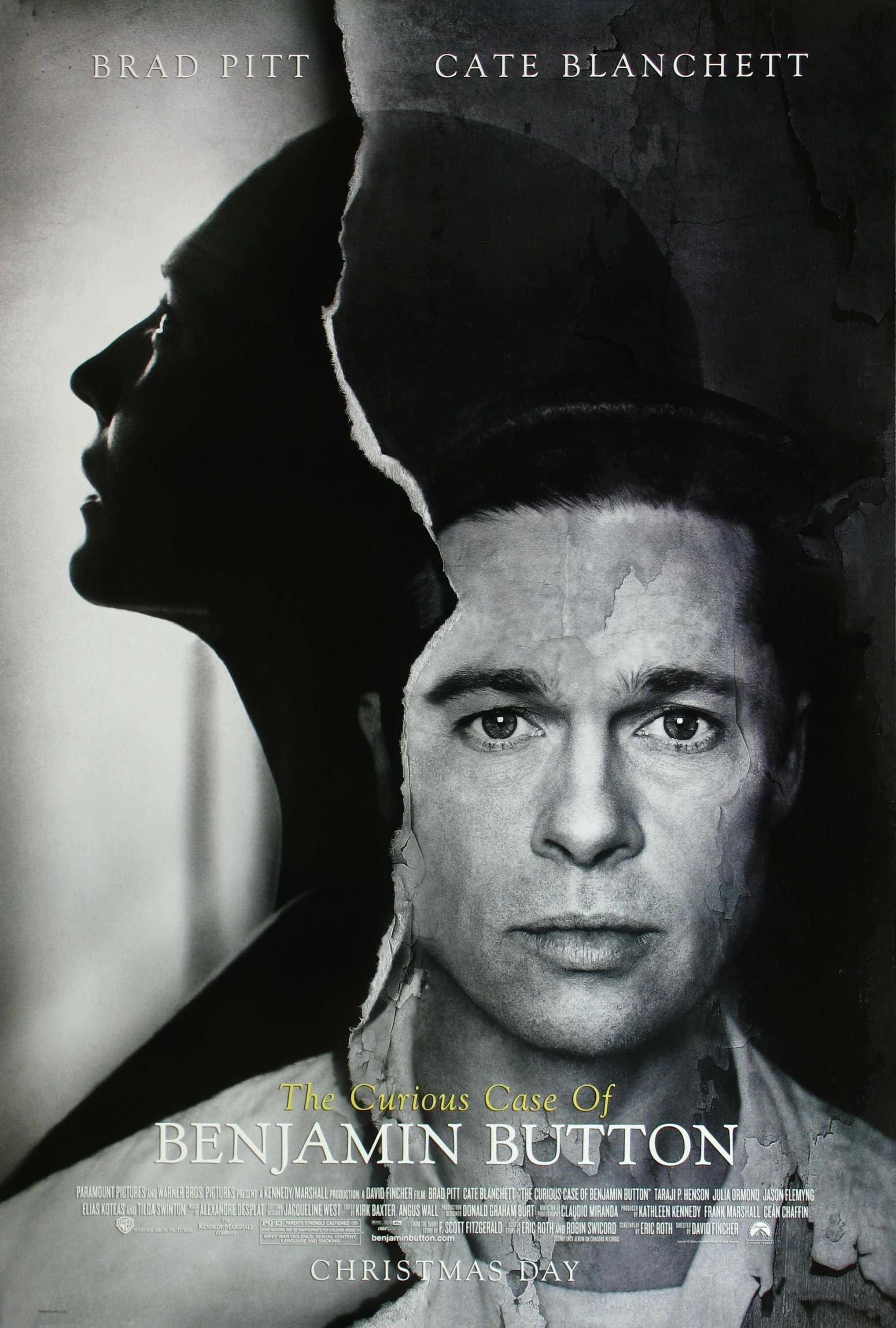 Una Pagina de Cine 2008 The curious case of Benjamin ...