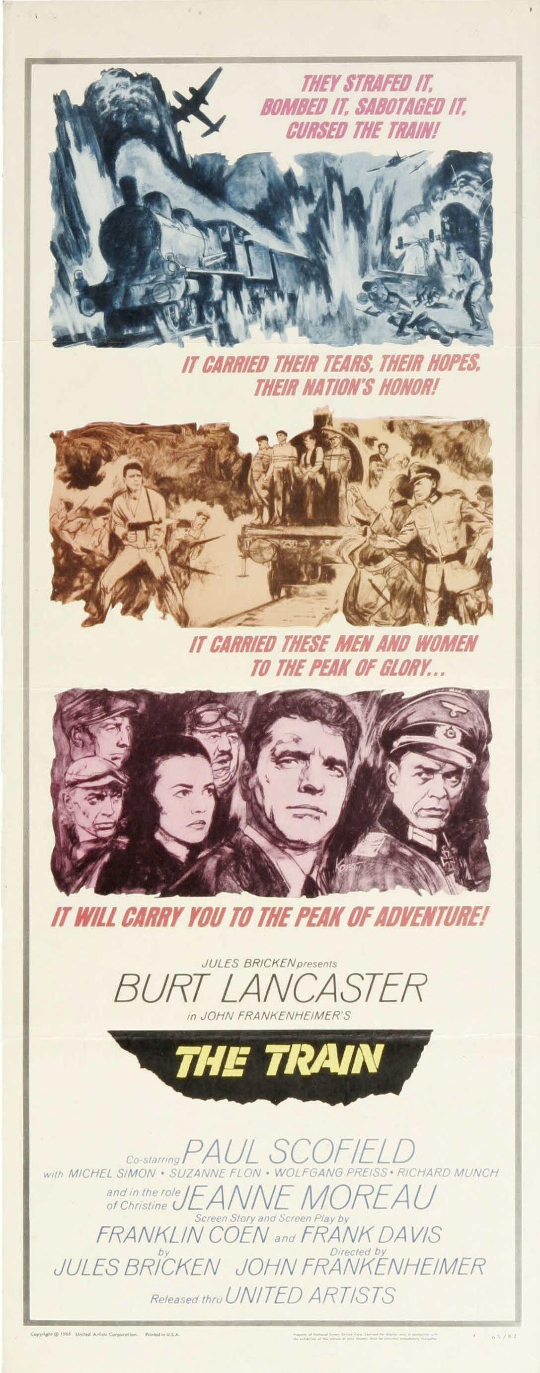 Last Train from Gun Hill 1959  IMDb