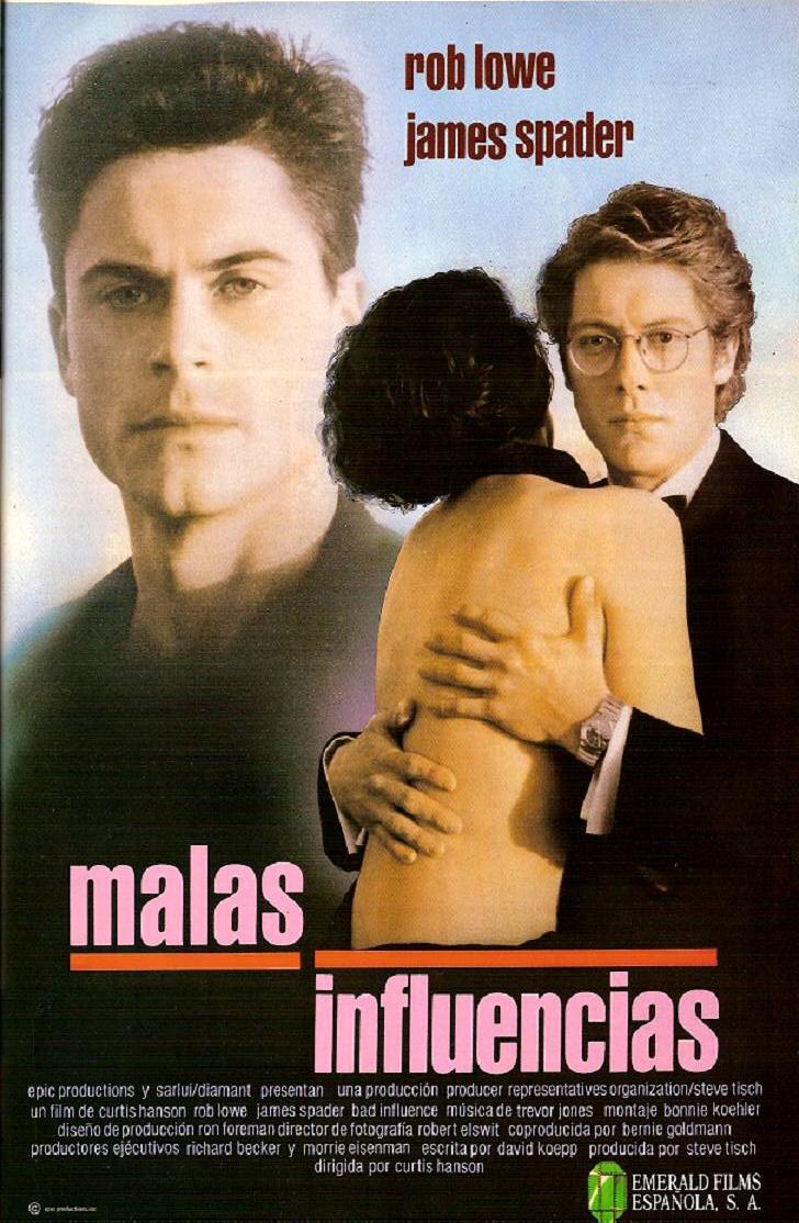 Смотреть эротический фильм bad influence