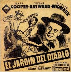 Una pagina de cine henry hathaway for Jardines del diablo
