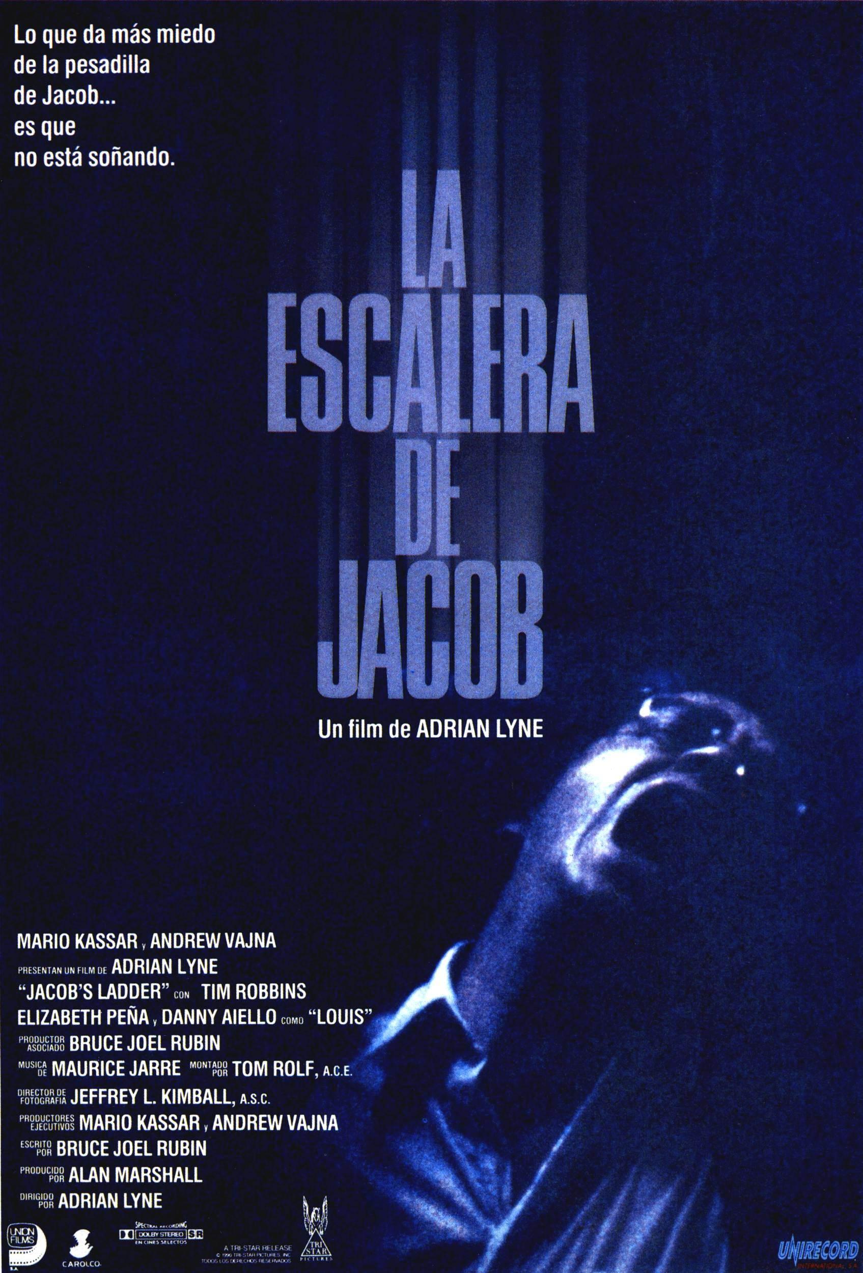 Una pagina de cine 1990 jacobs ladder la escalera de for La escalera de jacob