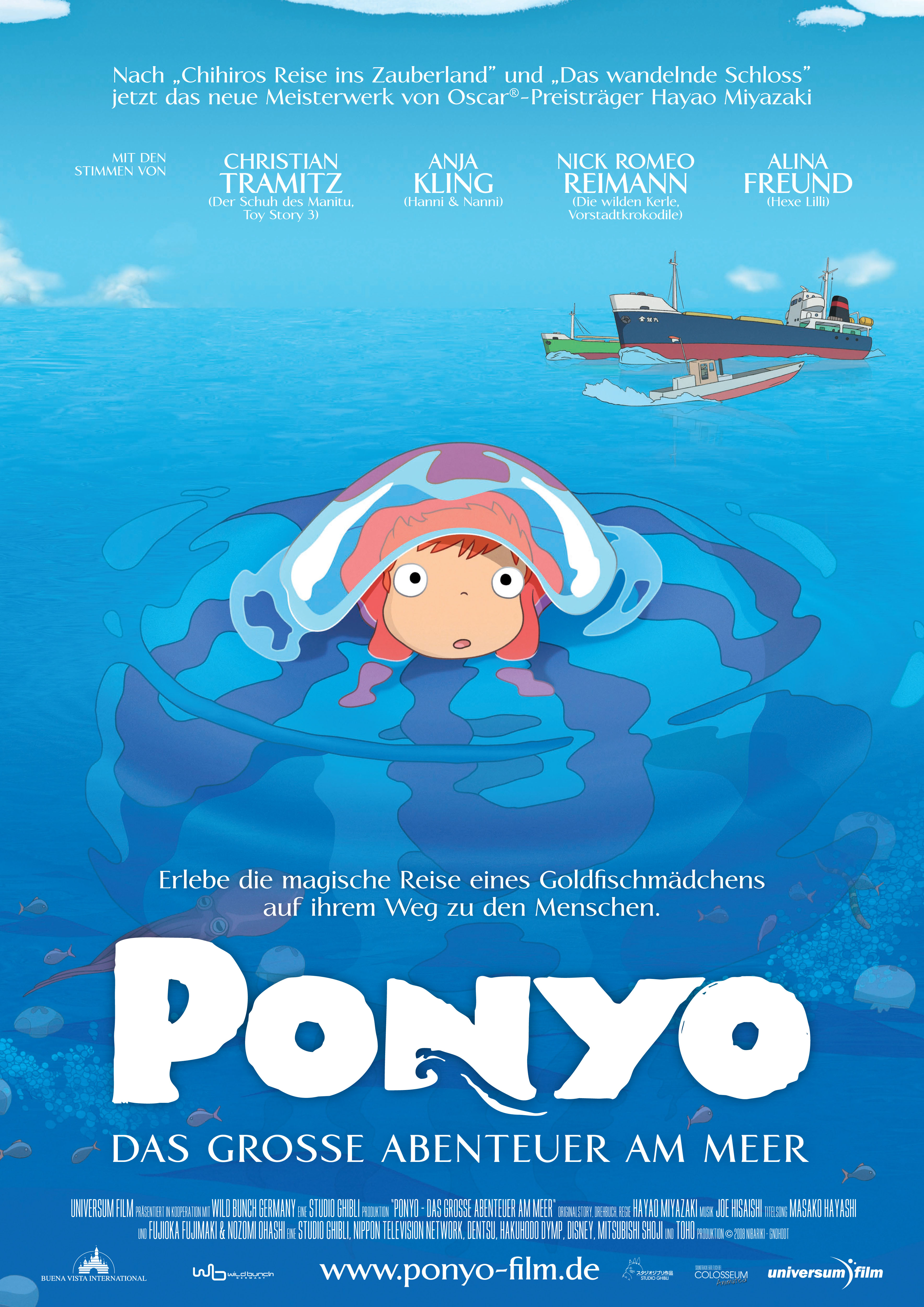 Ponyo Movie Quotes. QuotesGram