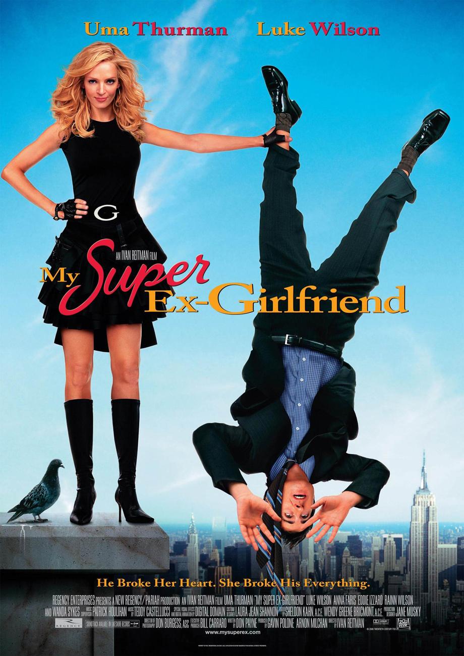 my super exgirlfriend 2006: