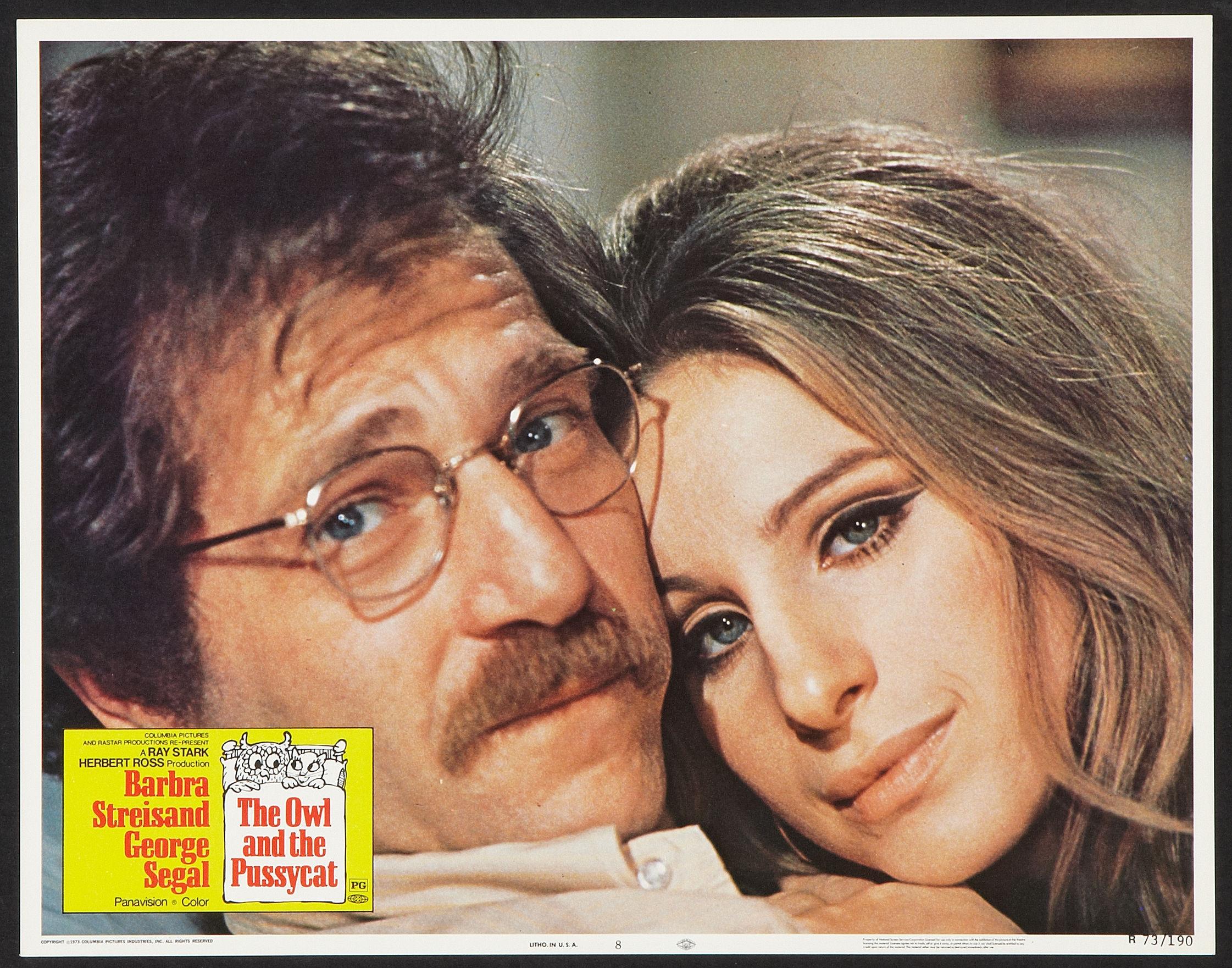Una Pagina De Cine 1970 The Owl And The Pussycat La
