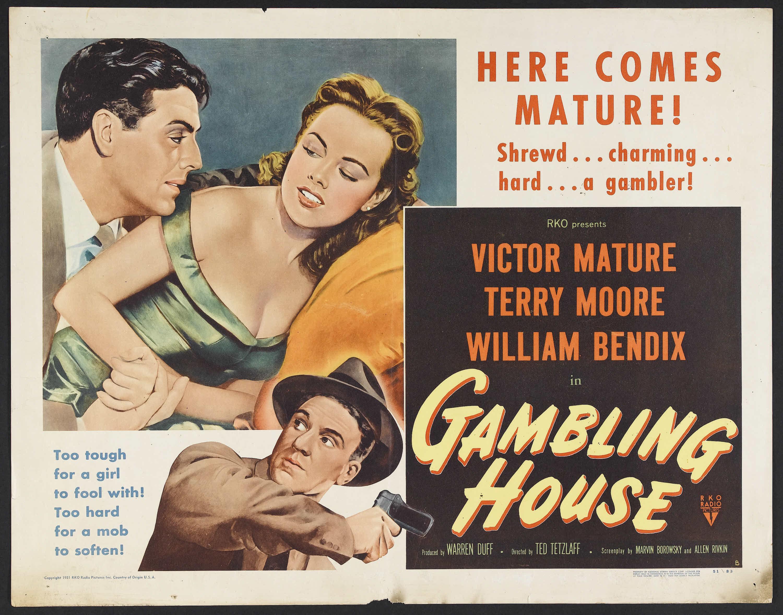 Gambling house 1950 download