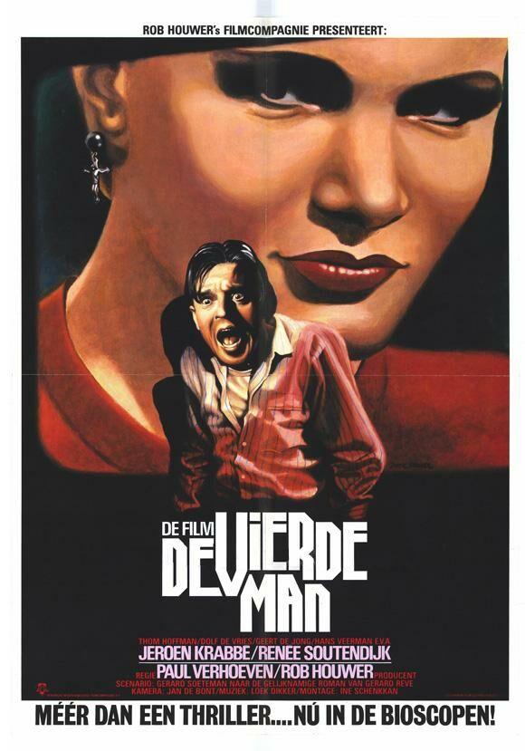 Una Pagina de Cine 1983 El cuarto hombre (hol).jpg