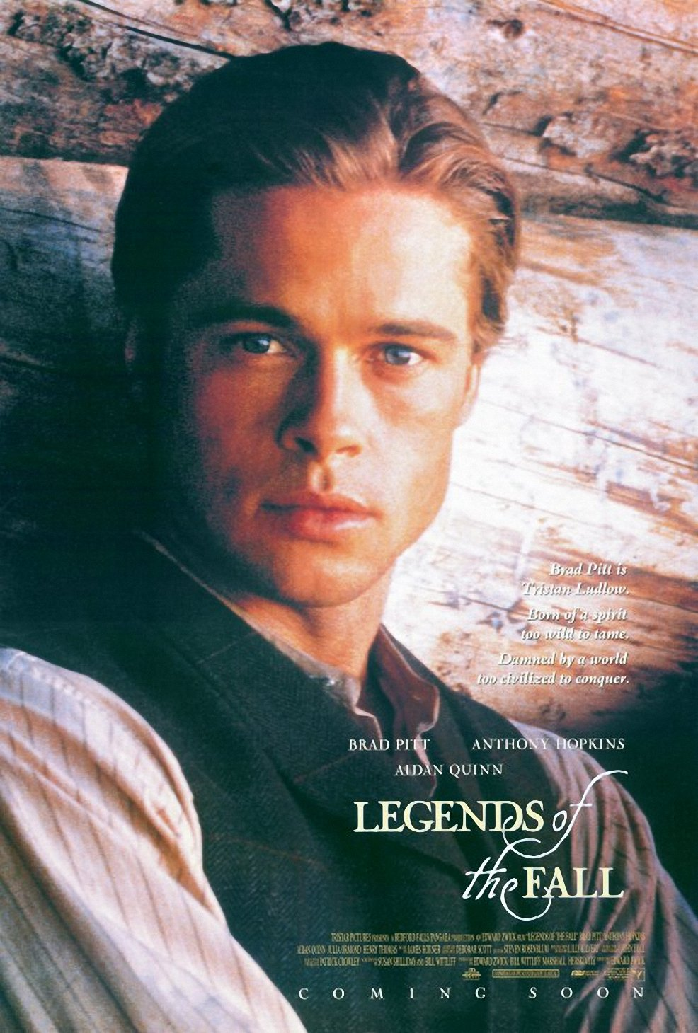 Brad pitt pictures from legends of the fall